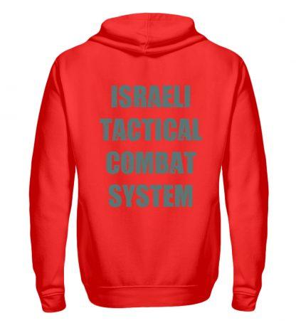 Israeli Tactical Combat System - Zip-Hoodie-5761