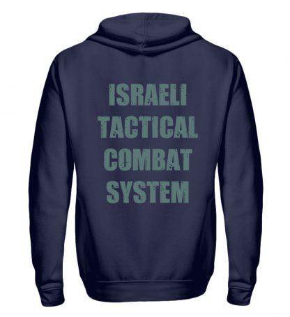 Israeli Tactical Combat System - Zip-Hoodie-198