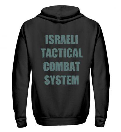 Israeli Tactical Combat System - Zip-Hoodie-16