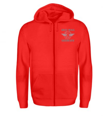 The Only Easy Day Was Yesterday - Zip-Hoodie-5761