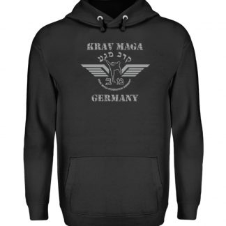 Krav Maga Touch me! And Your First.. - Unisex Kapuzenpullover Hoodie-1624