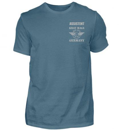 KMFG Assistent (Blue-Brown Belt) - Herren Shirt-1230