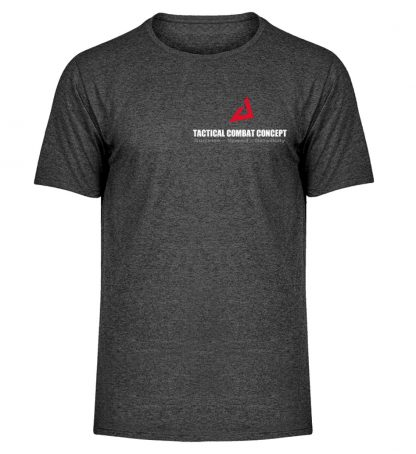 Tactical Combat Concept - Herren Melange Shirt-6808