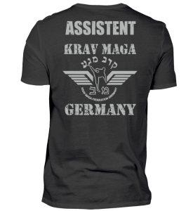 KMFG Assistent (Blue-Brown Belt) - Herren Shirt-16