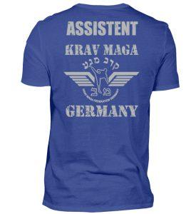 KMFG Assistent (Blue-Brown Belt) - Herren Shirt-668