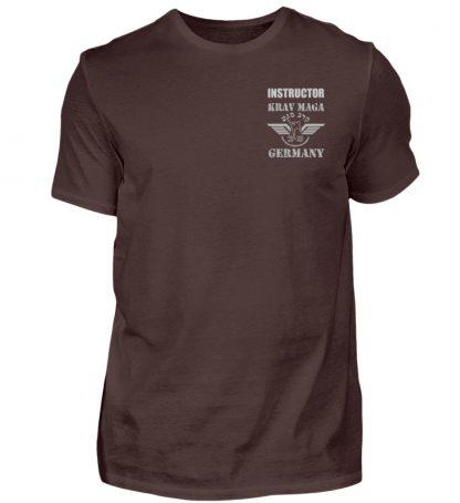 KMFG Instructor (Black Belt) - Herren Shirt-1074