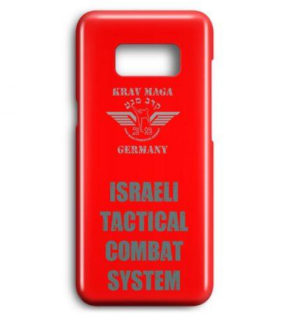 Israeli Tactical Combat System Samsung - Premium Case Handyhülle-5761