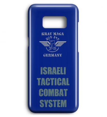 Israeli Tactical Combat System Samsung - Premium Case Handyhülle-27