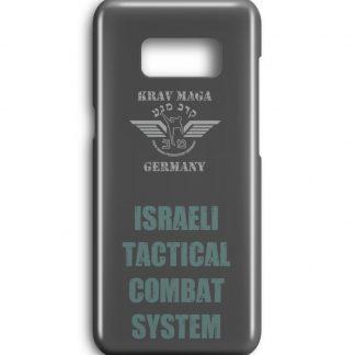 Israeli Tactical Combat System Samsung - Premium Case Handyhülle-6778