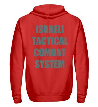 Israeli Tactical Combat System - Unisex Kapuzenpullover Hoodie-1565