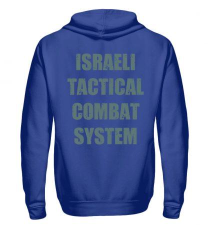 Israeli Tactical Combat System - Unisex Kapuzenpullover Hoodie-668