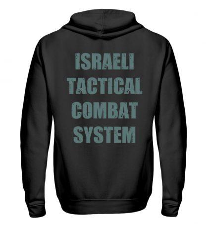 Israeli Tactical Combat System - Unisex Kapuzenpullover Hoodie-1624