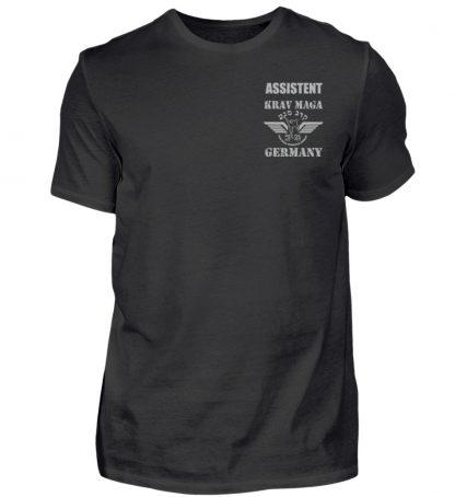 KMFG Assistent (Blue-Brown Belt) - Herren Premiumshirt-16