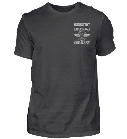 KMFG Assistent (Blue-Brown Belt) - Herren Premiumshirt-2989