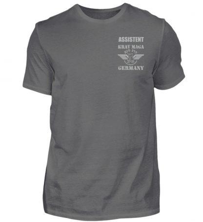 KMFG Assistent (Blue-Brown Belt) - Herren Premiumshirt-627