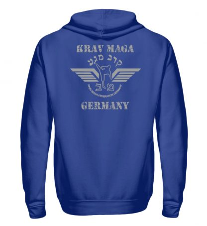 Krav Maga federation Germany Hoodie - Unisex Kapuzenpullover Hoodie-668
