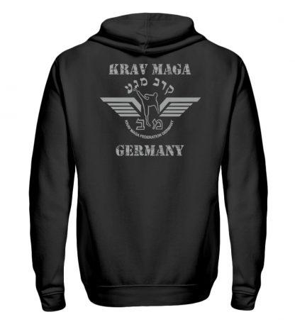 Krav Maga federation Germany Hoodie - Unisex Kapuzenpullover Hoodie-1624
