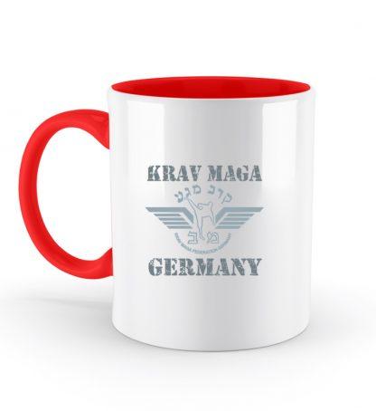 KMFG Tasse The Only Easy Day.... - Zweifarbige Tasse-5761