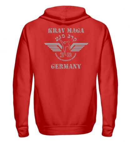 Krav Maga Touch me! And Your First.. - Unisex Kapuzenpullover Hoodie-1565