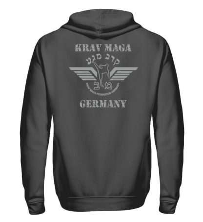 Krav Maga Touch me! And Your First.. - Unisex Kapuzenpullover Hoodie-1762