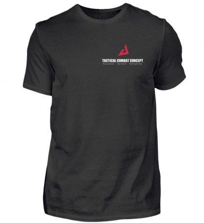 Tactical Combat Concept - Herren Premiumshirt-16