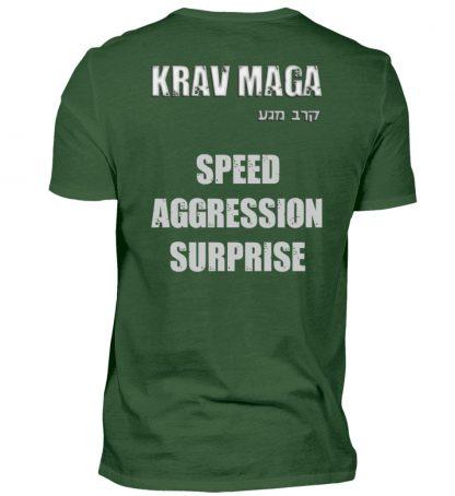 Speed Aggression Surprise - Herren Premiumshirt-2936