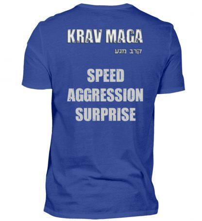 Speed Aggression Surprise - Herren Premiumshirt-27