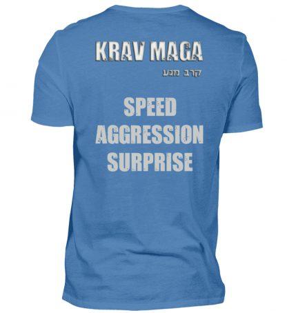 Speed Aggression Surprise - Herren Premiumshirt-2894