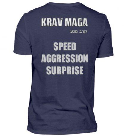 Speed Aggression Surprise - Herren Premiumshirt-198