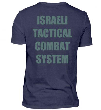 Israeli Tactical Combat System - Herren Premiumshirt-198