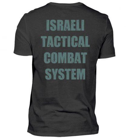 Israeli Tactical Combat System - Herren Premiumshirt-16