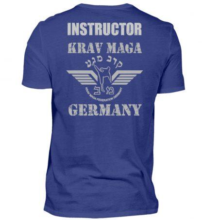 KMFG Instructor (Black Belt) - Herren Premiumshirt-2962