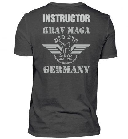 KMFG Instructor (Black Belt) - Herren Premiumshirt-2989