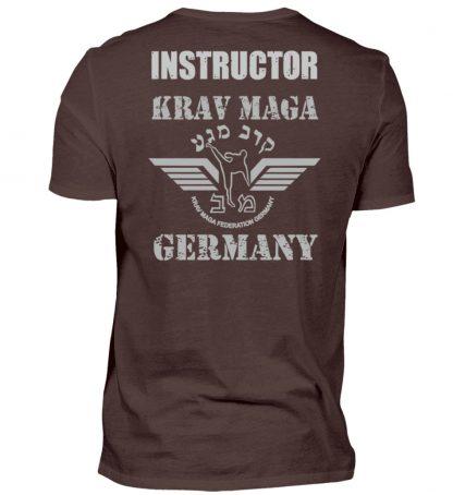 KMFG Instructor (Black Belt) - Herren Premiumshirt-1074