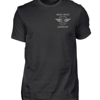 KMFG Trainings T-Shirt - Herren Premiumshirt-16