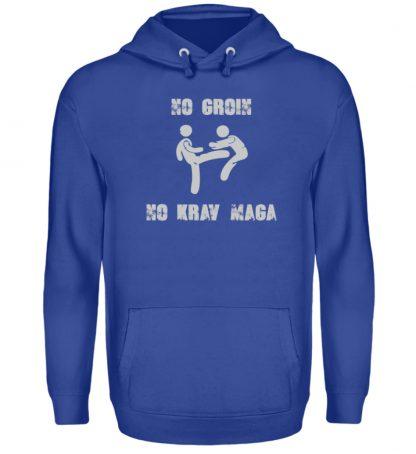 No Groin - No Krav Maga - Unisex Kapuzenpullover Hoodie-668