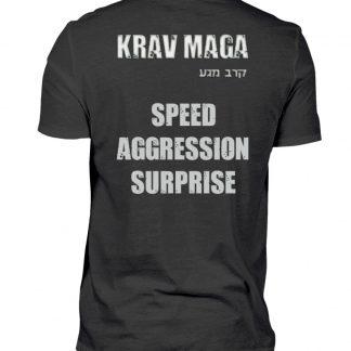 Speed Aggression Surprise - Herren Shirt-16