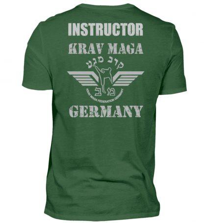 KMFG Instructor (Black Belt) - Herren Shirt-833