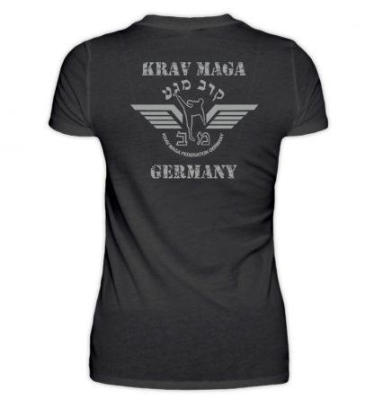 KMFG Trainings T-Shirt - Damenshirt-16