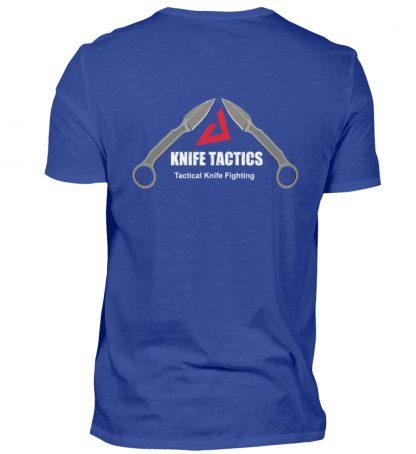Knife Tactics - Herren Premiumshirt-27