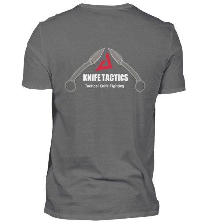 Knife Tactics - Herren Premiumshirt-627