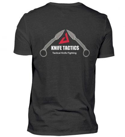 Knife Tactics - Herren Premiumshirt-16