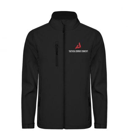 Tactical Combat Concept Softshell Jacke - Unisex Sofshell Jacket mit Stick-16
