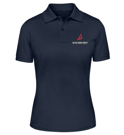 Tactical Combat Concept Polo Shirt - Damen Poloshirt-774