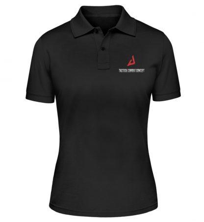 Tactical Combat Concept Polo Shirt - Damen Poloshirt-16