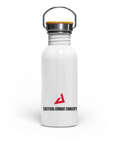 Tactical Combat Concept Trinkflasche - Edelstahl Trinkflasche-3